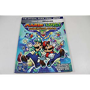 Mario & Luigi: Superstar Saga (Nintendo Power)
