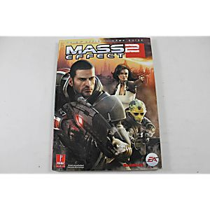 Mass Effect 2 Official Game Guide (Prima Games)