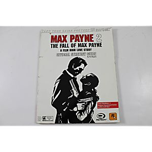 Max Payne 2: The Fall Of Max Payne Official Strategy Guide (Brady Games)