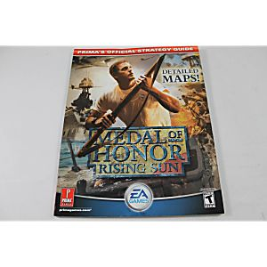 Medal of Honor: Rising Sun Guide - Prima Games on