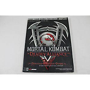 Mortal Kombat: Deadly Alliance (Brady Games)