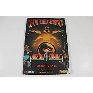 Mortal Kombat 4 Fighters Kompanion (Brady Games)