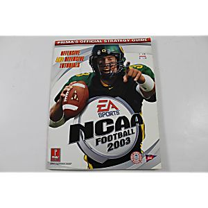 Ncaa Football 2003 Official Strategy Guide (Prima Games)