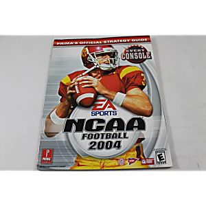 Ncaa Football 2004 (Prima Games)
