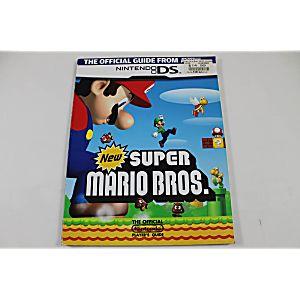 New Super Mario Bros (Nintendo Power)