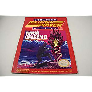 Ninja Gaiden II 2 Volume Sg2 (Nintendo Power)