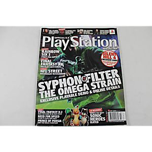 Official Playstation Magazine February 2004 Issue 77