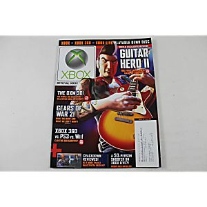 Official Xbox Magazine March 2007 Guitar Hero II
