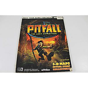Pitfall: The Lost Expedition (Brady Games)