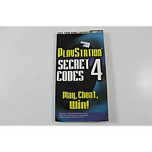Playstation Secret Codes 4 (Brady Games)
