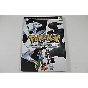 Official Guide Pokemon Black/White Version
