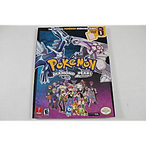Pokemon Diamond & Pearl Version (Prima Games)