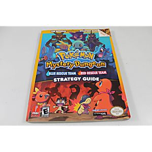 Pokemon Mystery Dungeon Red/Blue Rescue Team (Prima Games)