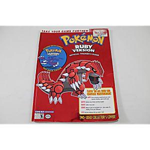 Pokemon Ruby/Sapphire Version (Brady Games)