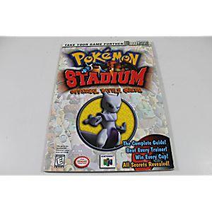 Pokemon Stadium Official Battle Guide (Brady Games)