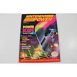 Nintendo Power: Power Blade Volume 23