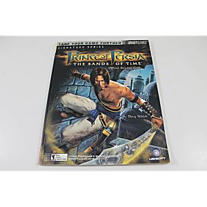 Prince Of Persia: Sands Of Time (Brady Games)