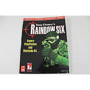 Tom Clancy's Rainbow Six (Prima Games)