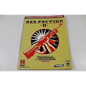 Red Faction 2 (Prima Games)