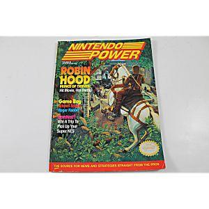 Nintendo Power: Robin Hood Prince Of Thieves Volume 26