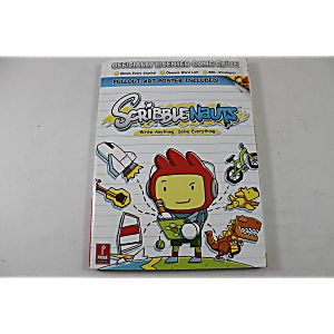 Scribblenauts Official Licensed Game Guide (Prima Games)