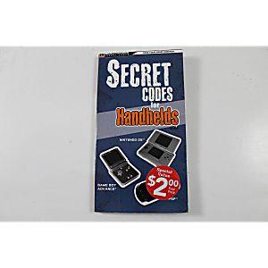Secret Codes Handhelds (Brady Games)