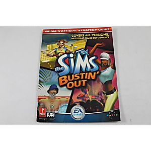 The Sims Bustin' Out (Prima Games)