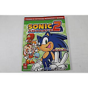 Sonic Advance 2 (Prima Games)