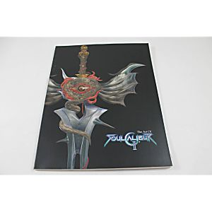 Soul Calibur II Art Book (Brady Games)