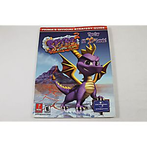 Spyro 2 Season Of Flame (Prima Games)