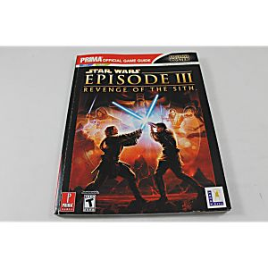 Star Wars Episode III Revenge Of The Sith (Prima Games)