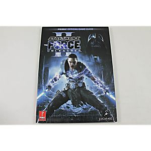 Star Wars: The Force Unleashed II (Prima Games)