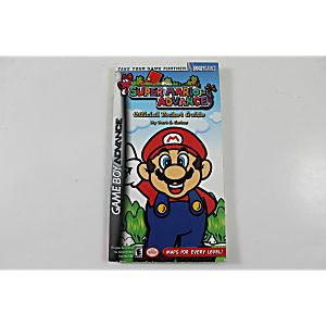 Super Mario Advance Official Pocket Guide (Brady Games)