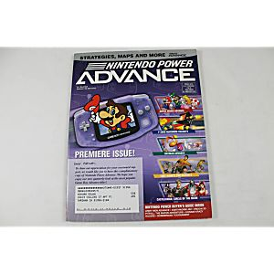 Nintendo Power Advance: Super Mario Advance Premiere Issue