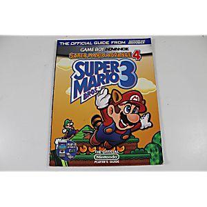 Super Mario Bros 3: Super Mario Advance 4 (Nintendo Power)