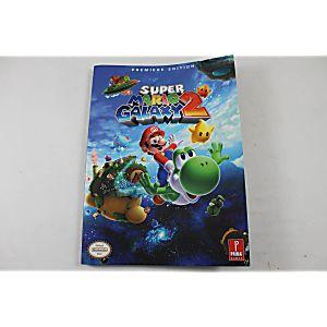 Super Mario Galaxy 2 Premiere Edition Guide (Prima Games)