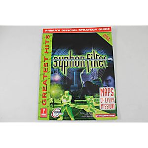 Syphon Filter Official Strategy Guide (Prima)