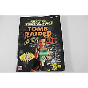 Tomb Raider III Official