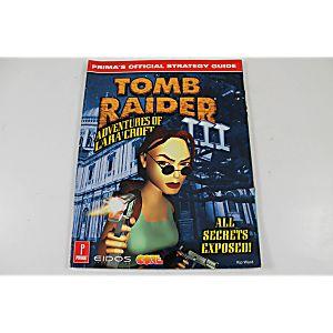 Tomb Raider III: Adventures Of Lara Croft (Prima Games)