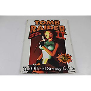 Tomb Raider II Official Guide