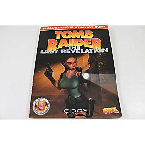 Tomb Raider: The Last Revelation (Prima Games)