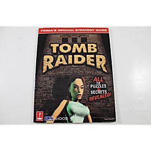 Tomb Raider Game Secrets (Prima Games)