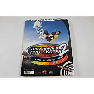 Tony Hawk Pro Skater 2 (Brady Games)
