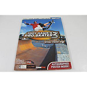Tony Hawk's Pro Skater 3 (Brady Games)