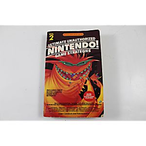 Ultimate Unauthorized Nintendo Games Strategies Volume 2