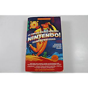 Ultimate Unauthorized Nintendo Game Strategies