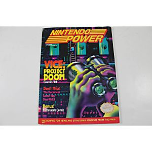 Nintendo Power Volume 24 Vice:Project Doom Guide
