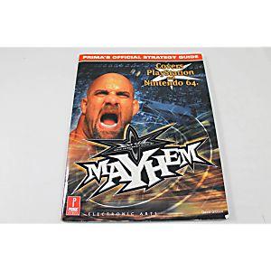 Wcw Mayhem (Prima Games)