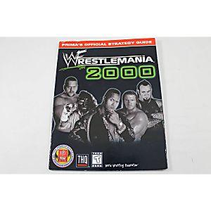 Wwf Wrestlemania 2000 (Prima Games)
