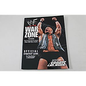 Wwf War Zone Official Guide